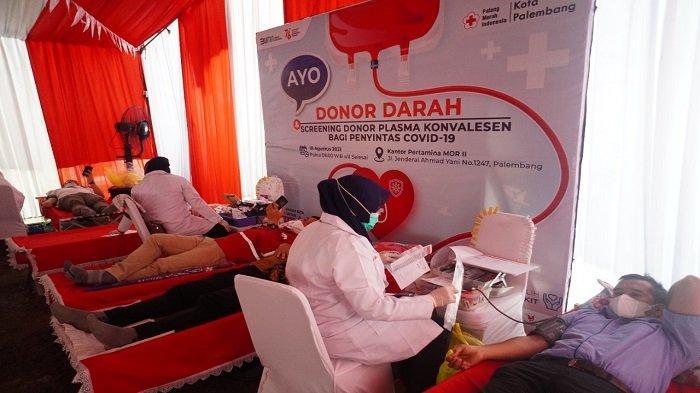 Konsisten Dukung Penanganan Covid-19, Pertamina Kembali Lakukan Donor Plasma Konvalesen - pt-pertamina-morsumbagsel-melakukan-kegiatan-sosial-berupa-donor-plasma-konvalesen-1.jpg