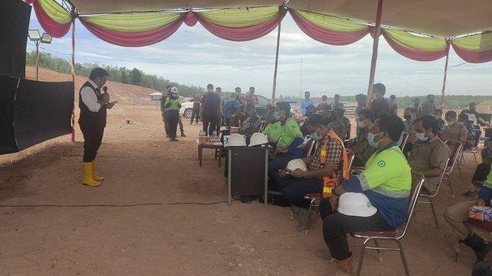 Belum Urus Izin Melintas Jalan Milik Kabupaten Muara Enim, PJ Bupati Ancam Tutup Jalan Akses PT RMK