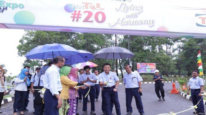 PT TEL Usung Tema 'Living With Harmony' Pasang Target 1 UMKM 1 Desa, Rayakan Hari Jadi Ke 20 Tahun