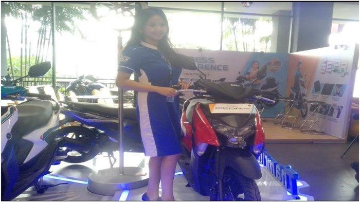 Harga OTR Yamaha Gear 125 di Palembang, Skutik Anyar Sporty Bisa Charger Smartphone
