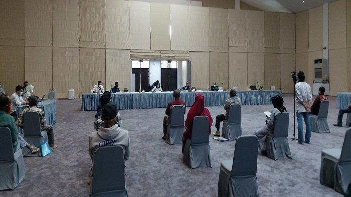 PTBA Bakal Relokasi 163 Warga Kawasan Bedeng Obak Tanjung Enim