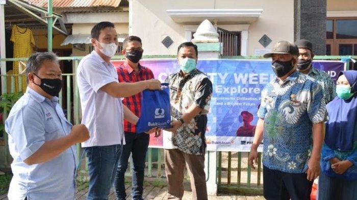 PTBA Unit Dermaga Kertapati menggelar kegiatan Charity Week yang diadakan pada tanggal 10, 11 dan 12 November 2020.