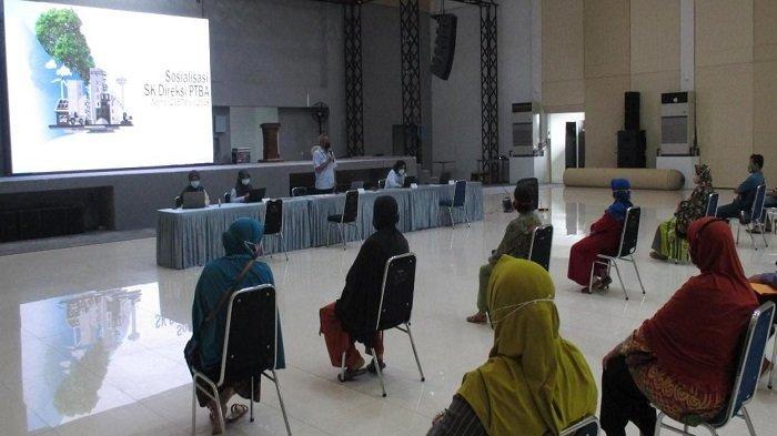 Gandeng Camat Sampai RT, PTBA Sosialisasi Lahan dan Bangunan di Talang Jawa