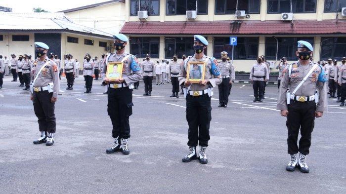 Kapolda Sumsel Pecat Tidak Hormat 14 Anggota, 12 Diantaranya Kasus narkoba