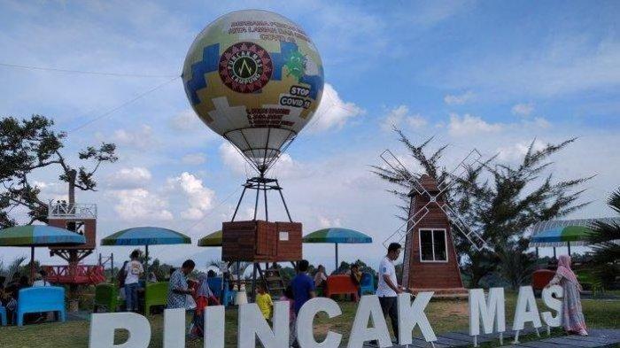 Libur Panjang, Pengunjung Tempat Wisata di Bandar Lampung Banyak dari Palembang
