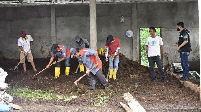 Juardi Sukses Jadi Pengusaha Pupuk Bokasi, Banjir Rezeki Sejak Pensiun dari PETI
