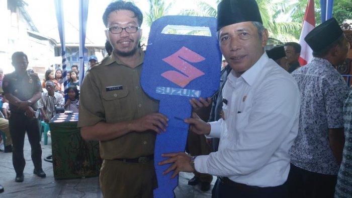 Bupati Iskandar Siapkan Mobil Layanan Kesehatan Keliling Desa
