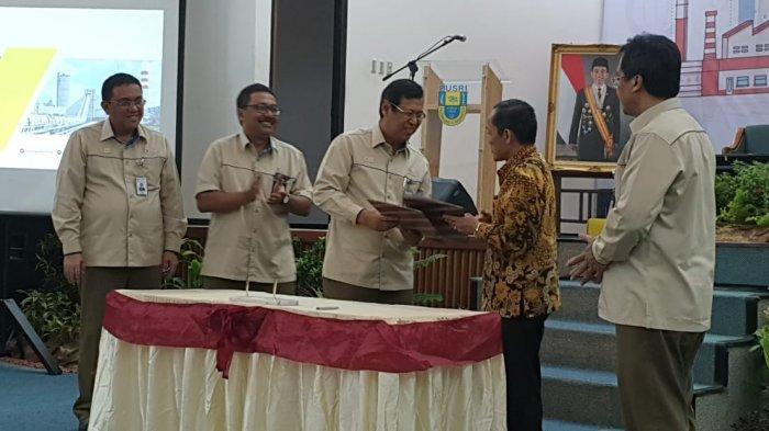 Gandeng ITB, PT Pusri Palembang Berharap Bertransformasi ke Digital