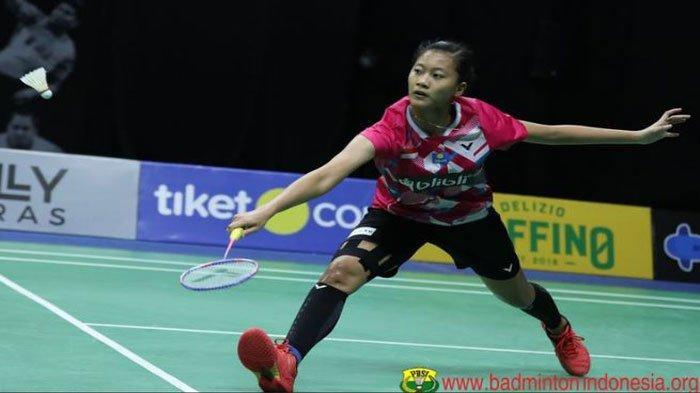 Biodata Profil Pemain Badminton Indonesia Putri Kusuma Wardani, Muda Berprestasi
