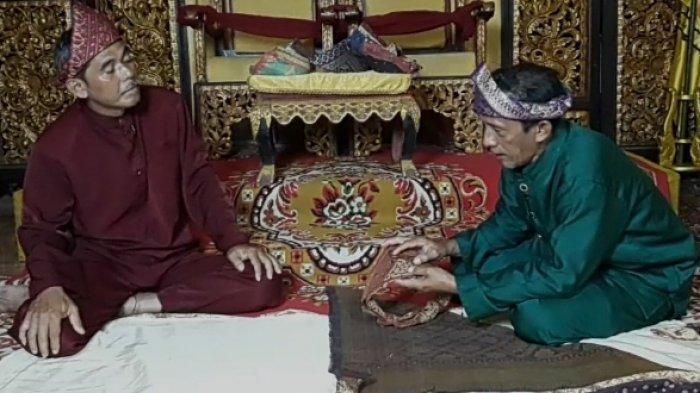 Cara Membuat Tanjak Palembang, Beda Tanjak untuk Pangeran dan Masyarakat Umum