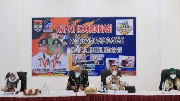 Radio Anak Oke Lubuklinggau Kembali Siaran, Sarana Informasi dan Meningkatkan Bakat Anak
