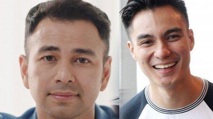 Raffi Ahmad dan Baim Wong