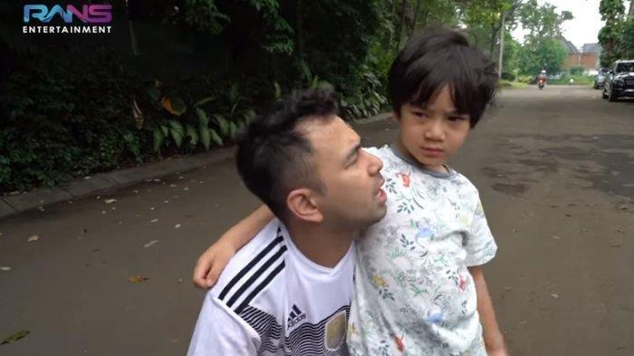 Kaya Raya Sejak Lahir, Isi Saldo Tabungan Rafathar Bikin Raffi Ahmad Kaget Bukan Main