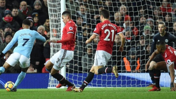 Hasil Lengkap Pertandingan Liga Inggris Semalam, Manchester Menang 3 Kosong, Arsenal Kalah !
