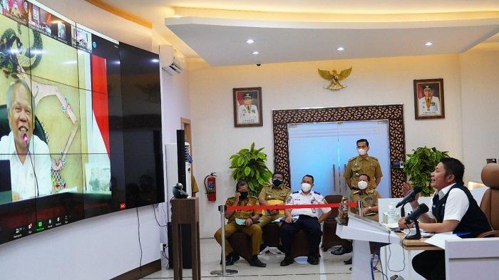 Rakor Infrastruktur di Sumsel, Herman Deru Minta Pelabuhan Tanjung Carat Jadi Prioritas