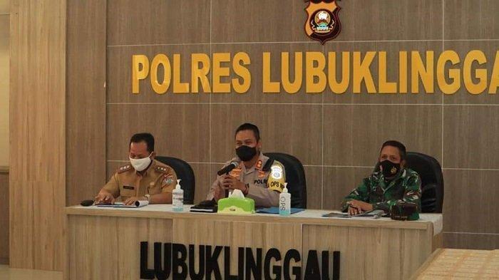 Hadiri Rakor Ops Ketupat Musi 2021, Staf Ahli Wako Tegaskan Perdagangan Antar Wilayah Diperbolehkan