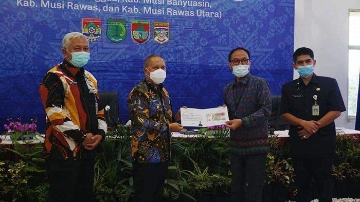 Wawako Lubuklinggau Buka Rakor Tim Pengendalian Inflasi Daerah