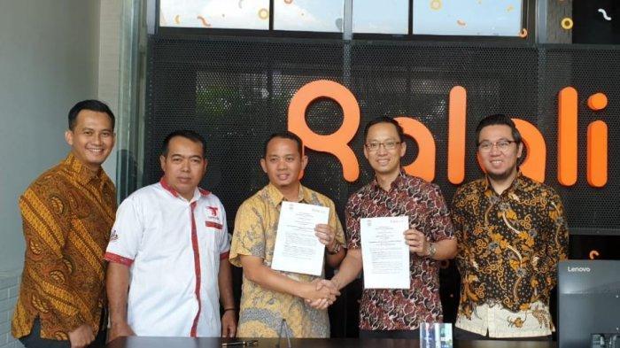 UKM di Kecamatan Kalidoni Palembang Mulai Ekspansi dengan Menggandeng Aplikasi e-Commerce Ralali
