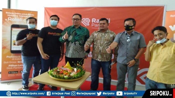 Ralali.com Bangun Kantor Operasional di Palembang, Dukung Kebangkitan UMKM di Masa Pandemi