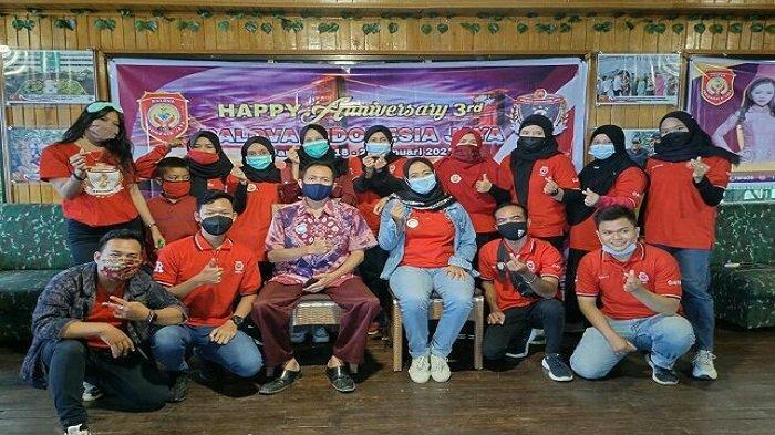Musyawarah Nasional (Munas) Ralova Indonesia Jaya, fanbasenya artis asli Prabumulih, Sumsel, Rara LIDA, Januari lalu.