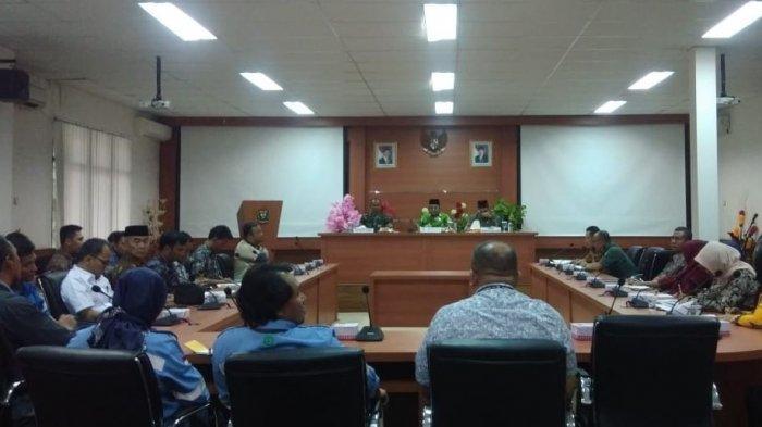 TMMD ke-106, Pemkab Muaraenim dan TNI Bedah 20 Rumah Warga Tidak Mampu