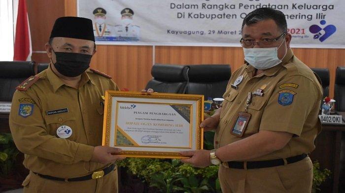 Bulan April 2021, Pendataan Keluarga di Kabupaten Ogan Komering Ilir Dimulai