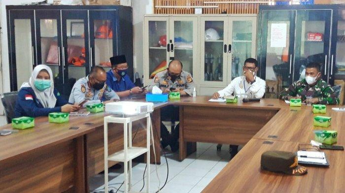 Kurva Covid-19 Menurun, Satgas Ogan Komering Ilir Ingatkan Tetap Disiplin Protokol Kesehatan