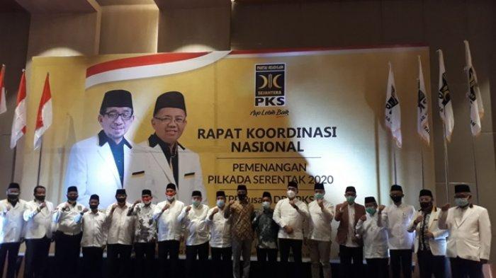 Calon Kepala Daerah yang Diusung PKS Teken Fakta Integritas, Mundur jika Berperilaku Koruptif