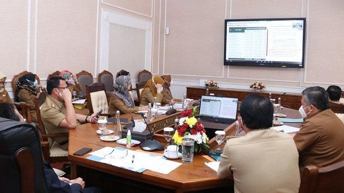 Walikota Palembang Harnojoyo Minta OPD Percepatan Serapan Dana Alokasi Khusus