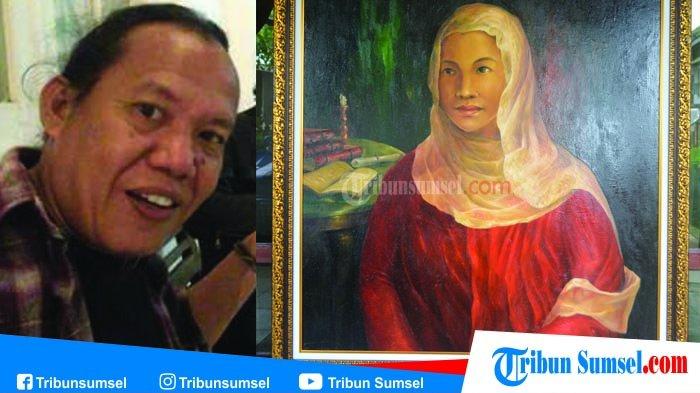 Wajah Ratu Sinuhun, Ratu Kerajaan Palembang Berhasil Dilukis, Begini Sosoknya