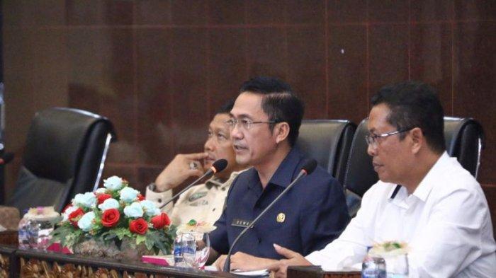 Sekda Minta Para Manajer Bantu Palembang Capai Target 128 Emas di Poprov ke-XII Prabumulih