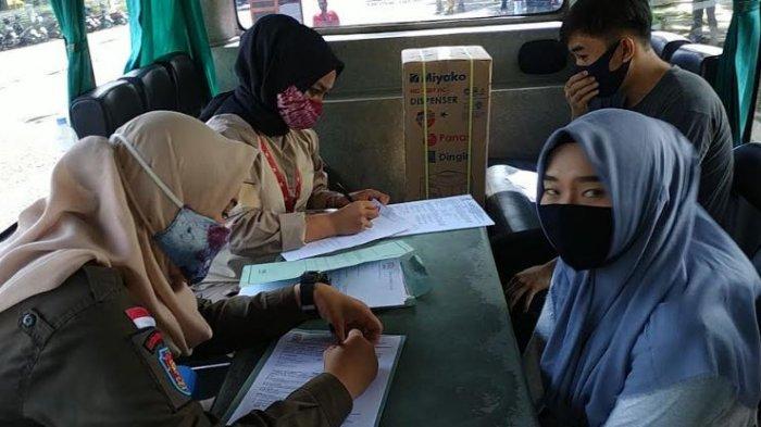 Perkantoran Swasta, BUMN, dan Pemerintah di Palembang Juga Jadi Lokasi Razia Protokol Kesehatan