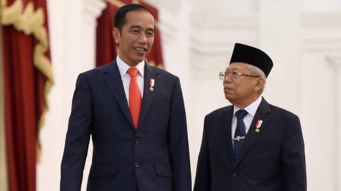 Istana Bicara Soal Isu Reshuffle Pemerintahan Jokowi-Ma'ruf Amin
