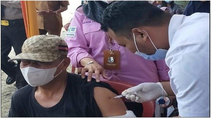 Jatah Vaksin Untuk Sumsel Minggu III Akhirnya Datang, Hanya 67900 Dosis