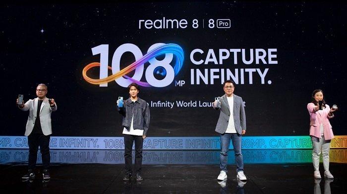 Baru Dirilis, Berikut Spesifikasi Lengkap dan Harga Realme 8 danRealme 8 Pro