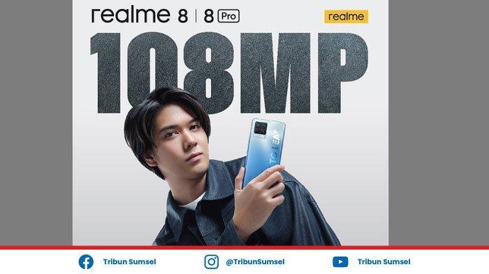 Realme 8 dan Realme 8 Pro Resmi Rilis di Indonesia 7 April 2021, Cek Harga dan Spesifikasi di Sini