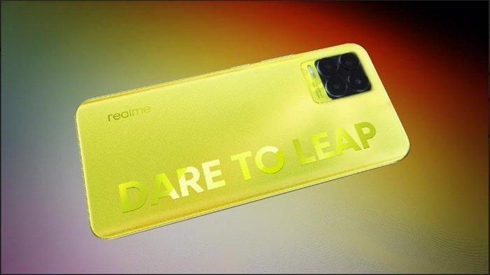 Harga dan Spesifikasi Realme 8 Pro, Varian Warna Baru Illuminating Yellow, Bisa Menyala Dalam Gelap