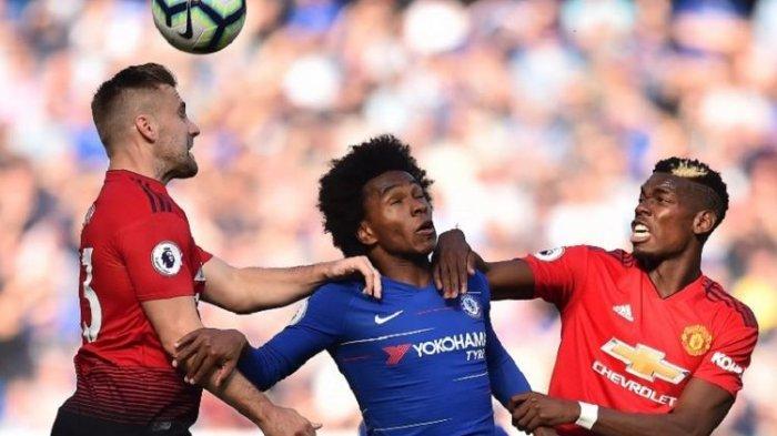 JADWAL Siaran Langsung Manchester United vs Leicester Malam Ini, Solskjaer Boyong 2 Pemain Muda
