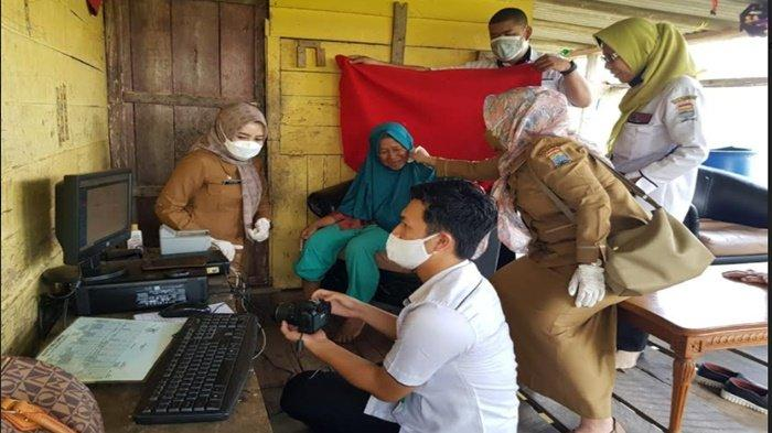 Dinas Dukcapil Palembang Rekam E-KTP ODGJ, Dapatkan Hak Daftar BPJS