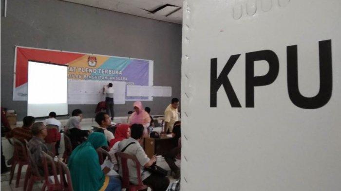 Hasil Suara Capres di Kertapati Palembang: Prabowo Sandi Unggul9.349 Suara dari Jokowi Ma'ruf