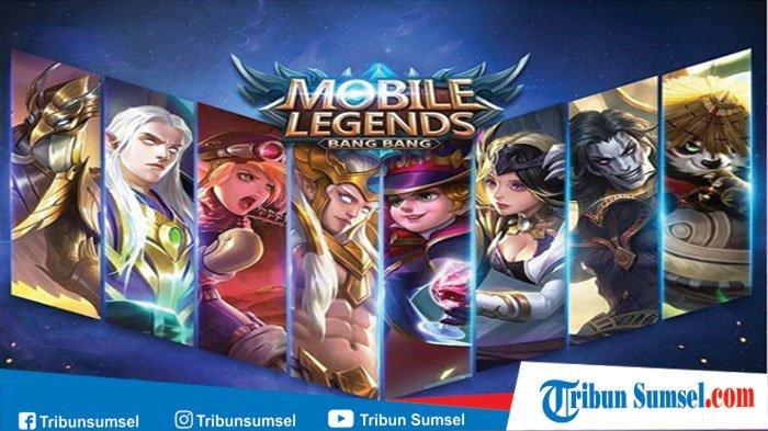Tanggal 1 Mei 2021, Moontoon Bagi bagi Hero dan Skin Mobile Legends Gratis Event 515 eParty