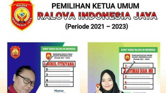 Nyimas Dian Nakhoda Baru Ralova Indonesia Jaya