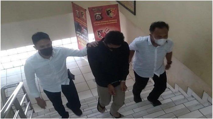 Pemuda Tak Pakai Helm di Palembang Tabrak Polisi yang Hendak Menyetopnya, Ini Nasibnya Sekarang