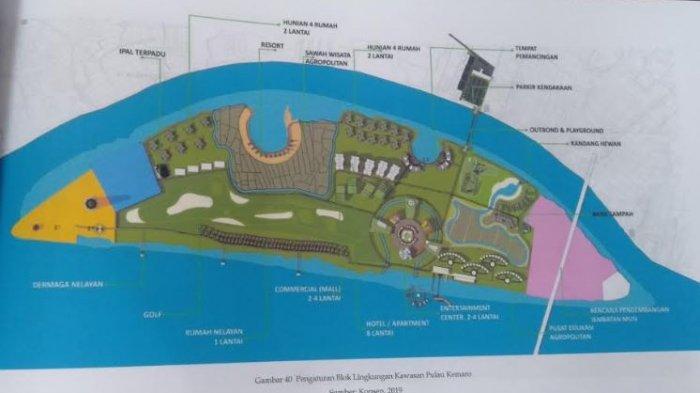 Rencana Pengembangan Pulau Kemaro : Dibangun Hotel, Lapangan Golf, Hingga Sawah Wisata Agropolitan