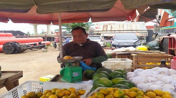 Dengar Pembangunan Pasar Terapung, Ini Kata Pedagang Dibawah Jembatan Musi II Palembang