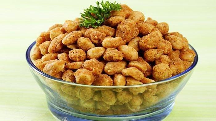 Resep Kacang Telur Manis Gurih Renyah Mudah Tanpa Mixer, Cocok Untuk Camilan Hari Raya Idul Fitri