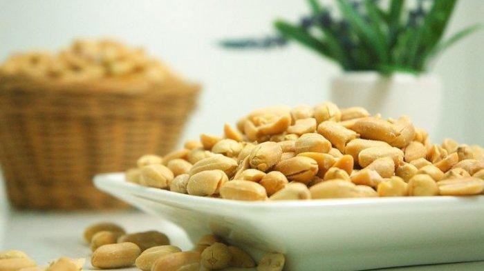 Resep Membuat Kacang Bawang Gurih dan Empuk Untuk Lebaran, Tambahkan Santan Pada Proses Ini
