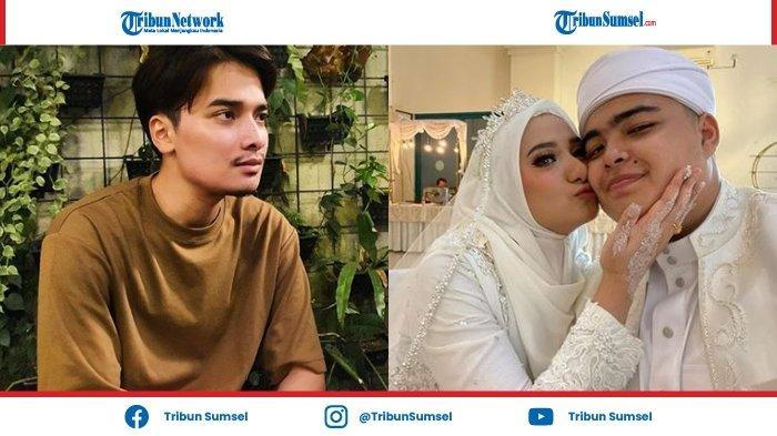 Resmi Menikah, Ameer Azzikra Pamer Foto Dicium Sang Istri, Sikap Alvin Faiz Disoroti