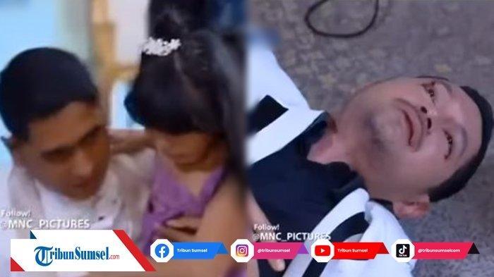 Ikatan Cinta 24 Agustus 2021, Reyna Nyaris Celaka di Pernikahan Angga & Michi, Nino Berkorban Nyawa