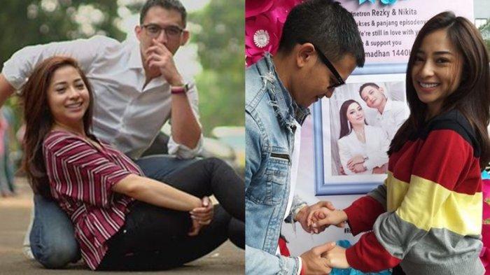 Gagal Menikah Rezky Aditya Pacaran Dengan Nikita Willy Intip Perubahan Penampilan Barunya Tribun Sumsel